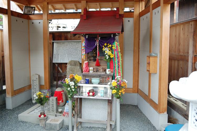 梅干半十郎観音|福知山市の昔話、地方の昔話