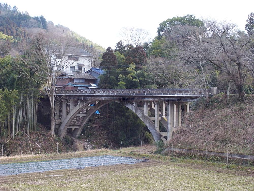 両橋 三和町菟原の土木遺産