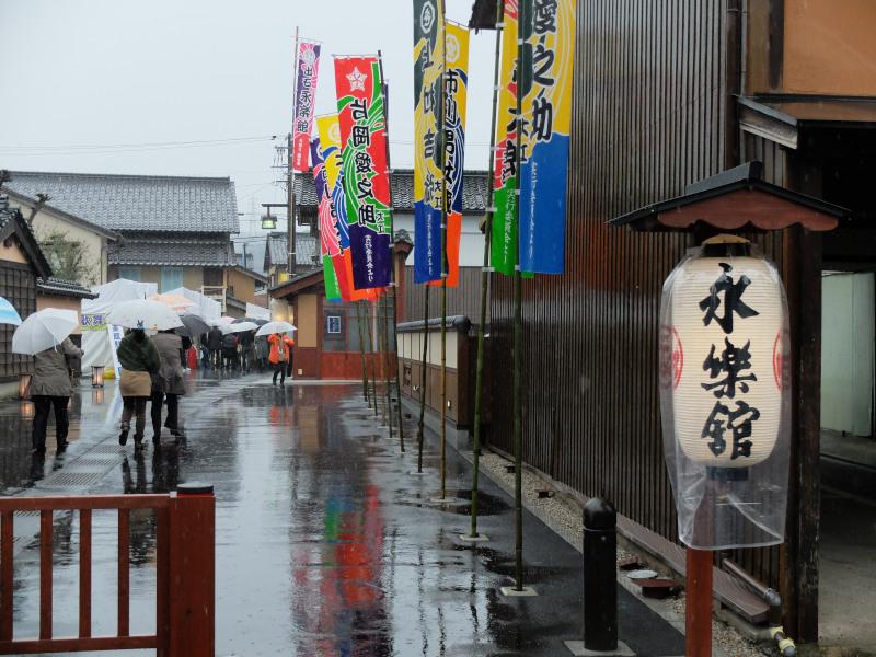 永楽館歌舞伎|出石|当日、イヤホンガイドは必須