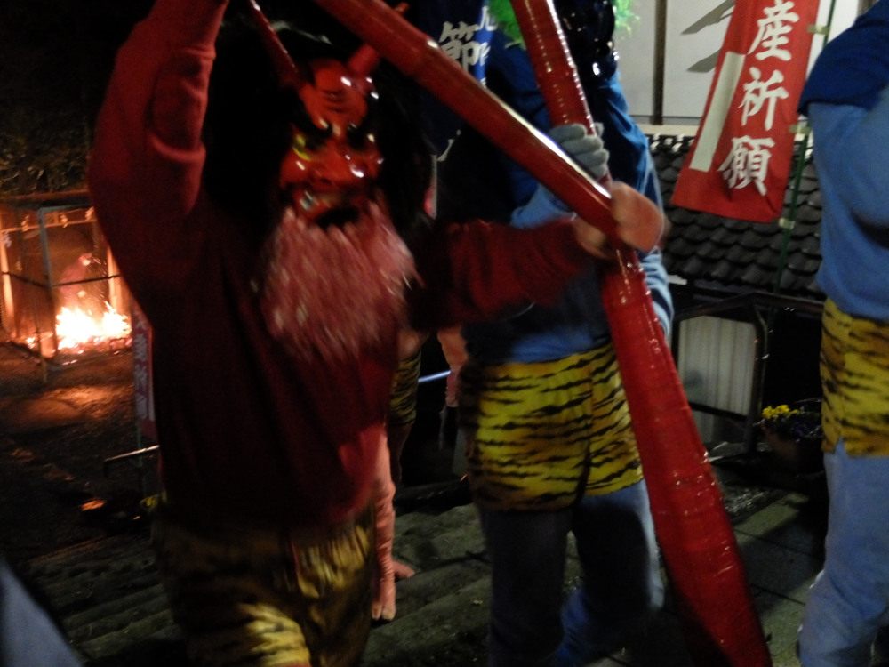 大原神社 節分祭 追儺式
