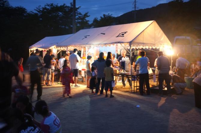納涼大会 夏祭り