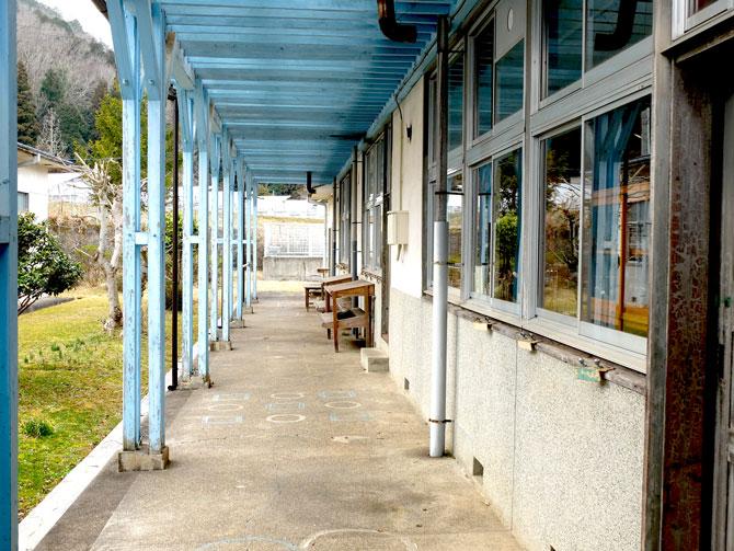 旧質美小学校