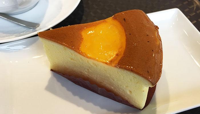 福知山マウンテンのチーズケーキ