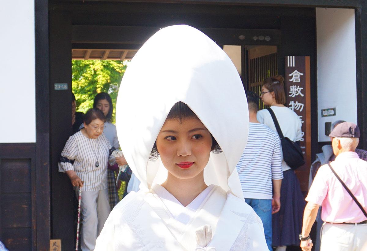 瀬戸の花嫁 モデルさん